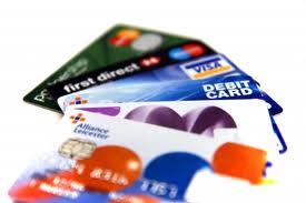 Bankkort.